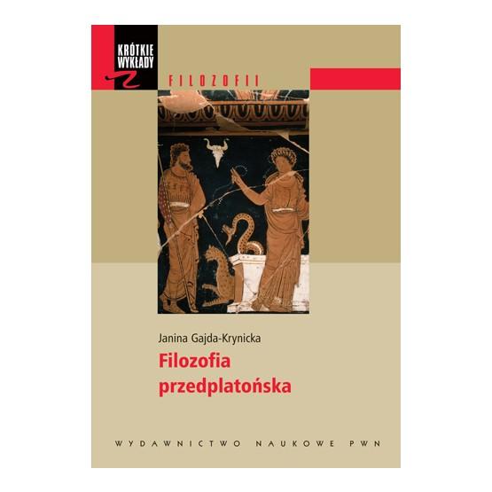 Filozofia przedplatońska